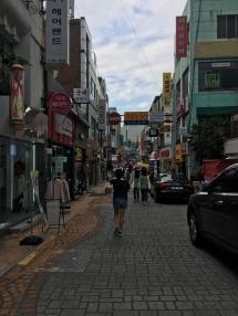 Downtown Jinju